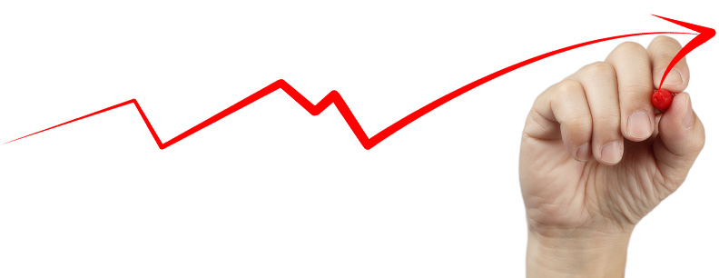 Graph increasing